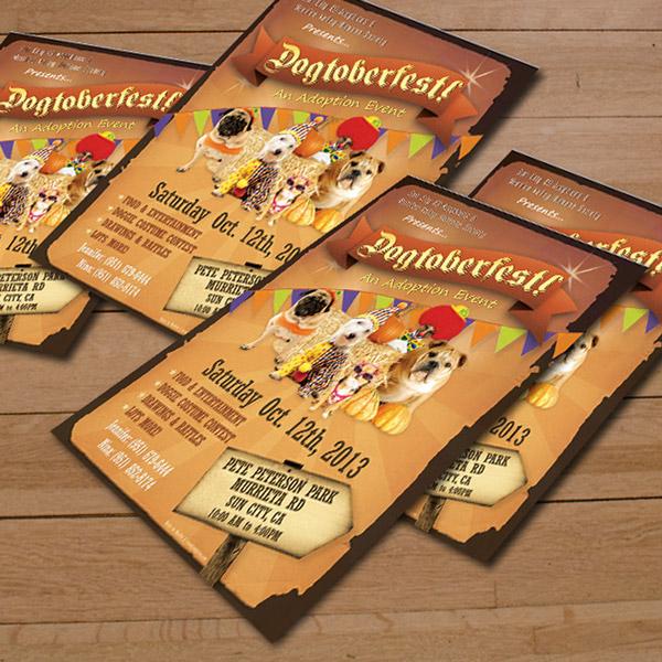 MVHS Dogtoberfest Flyer